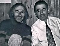Peter Marquardt und Georg Galeczki